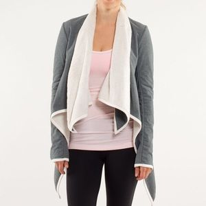 LuLuLemon | Presence of kind jacket • size 6